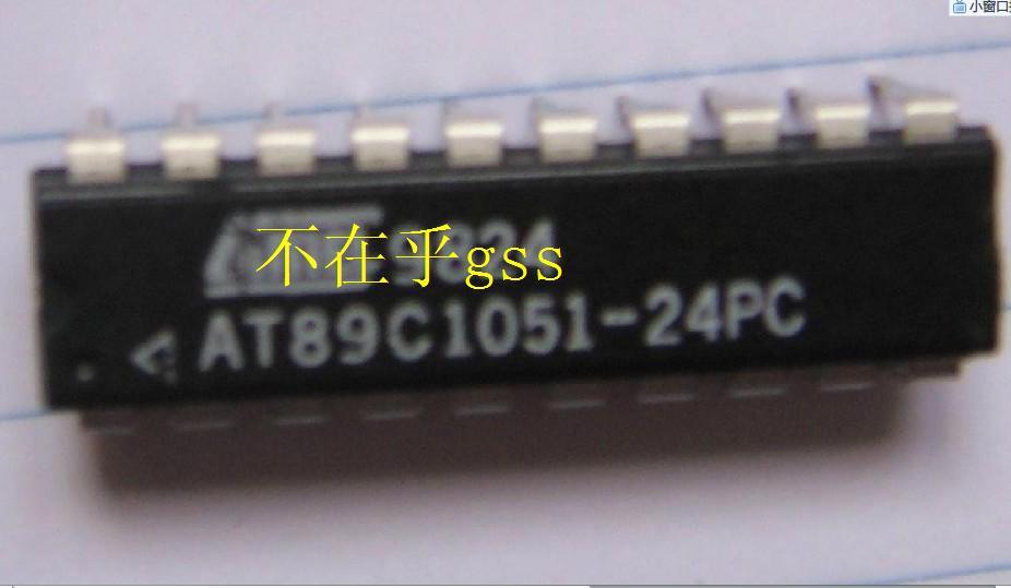 Цена AT89C1051-24PI