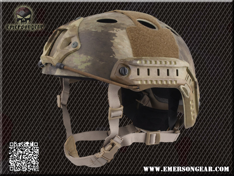 EMERSON FAST Helmet PJ carbon fiber special section / DE BK Highlander Mandrake AT FG AT ...