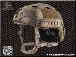 EMERSON casque rapide PJ fibre DE carbone section spéciale/DE BK Highlander Mandrake à FG AT