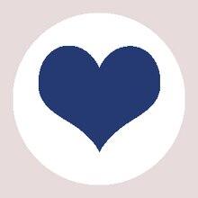 Heart Sticker Hershey's Kisses Chocolates Round Labels Boda Casamento Decoracao Favors Customized Hershey Sticker