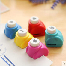 3PCS DIY Embossing Corner Paper Printing Card Cutter Scrapbook Shaper Embossing Device Hole Punch Kids Handmade C1
