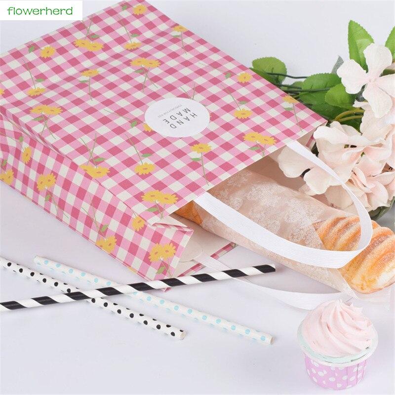 10 יח'\חבילה 2018 חדש יופי שקיות מתנת חתונת שקיות מתנת נייר 180gsm נייר עבה מרחבי מתנת יום ההולדת של האהבה שקיות