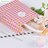 10 adet/grup 2018 Yeni Güzellik Kağıt Hediye Çanta Mekansal 180gsm Kalın Kağıt Düğün Hediyelik Çanta Doğum Günü sevgililer Günü Hediyesi çanta