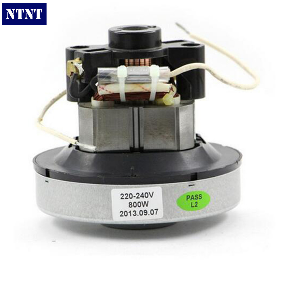 ФОТО NTNT 220V 800w low noise vacuum cleaner motor 107mm diameter of household vacuum cleaner for QW12T-05A QW12T-05E
