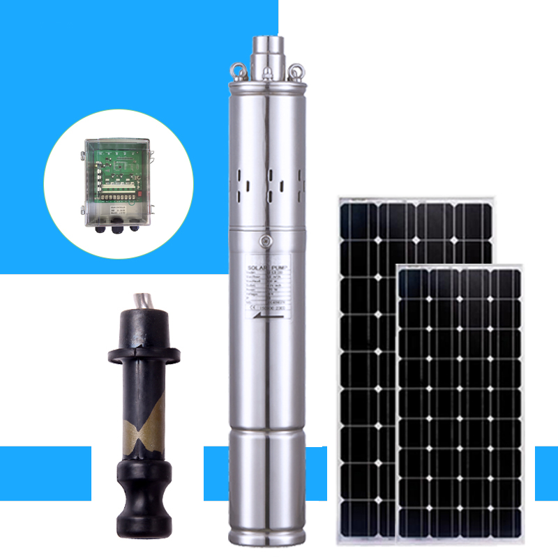 2 year warranty solar energy products,solar well pump,solar energy pump system 3SPS1.8/100-D24/270 solar panel power water pump
