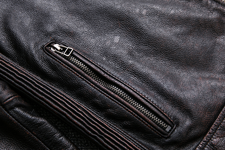 HTB18lHIXtjvK1RjSspiq6AEqXXaP Brand new cowhide clothing,man's 100% genuine leather Jackets,fashion vintage motor biker jacket.cool warm coat