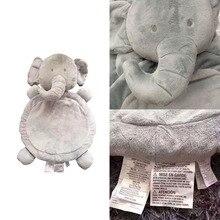 Animal Plush Baby Blanket
