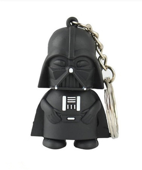 Wholesale Star Wars the White Knight Vader Memory USB Flash Drive/U Disk/creative Pendrive/Memory Stick/Disk/Thumb/Gift S105#21