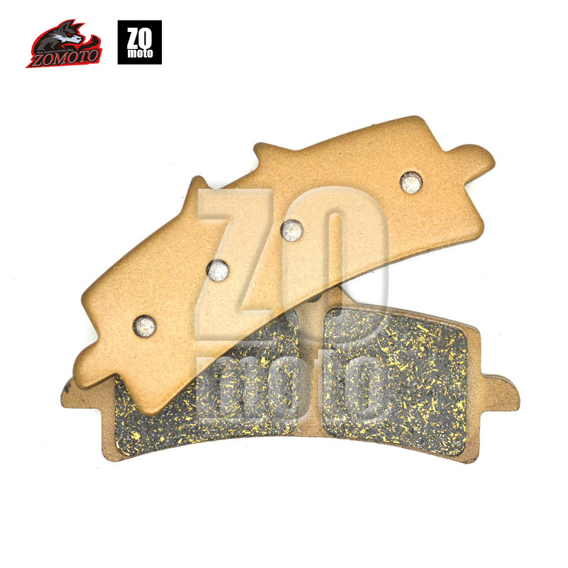Motorcycle  Disc Brake Pads FA447 fit for APRILIA RSV4 09-15 DUCATI 848 EVO 10-13 1098 07-08 1198 09-12 motorcycle disc brake pads fa473 fit for can am spyder rs ses 990cc 08 09 phantom black