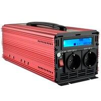 Hoge Kwaliteit Lage Prijs frequentie omvormer 2500 W/5000 W pure sinus DC 12 V naar AC 220 V 230 V 240 V