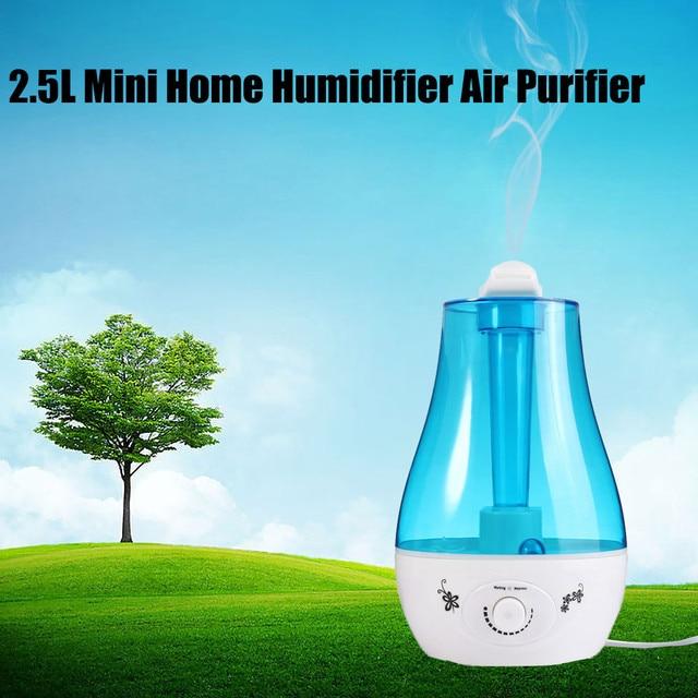 High Quality Ultrasonic Humidifier Capacity 3L Mini Room Home Office ...