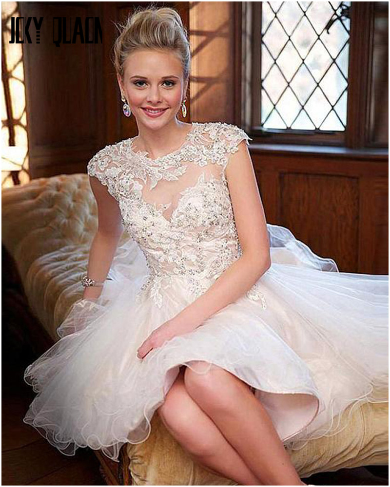 Online Buy Wholesale Mini Skirt Wedding Dress From China Mini Skirt Wedding D