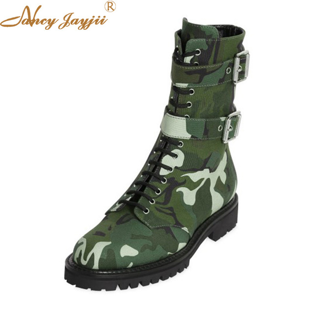 winter green fatigues women item booties ladies oxfords shoes army boots casual maroon fashion camouflage new autumn and work heel comforter comfortable s for strappy lace flat up