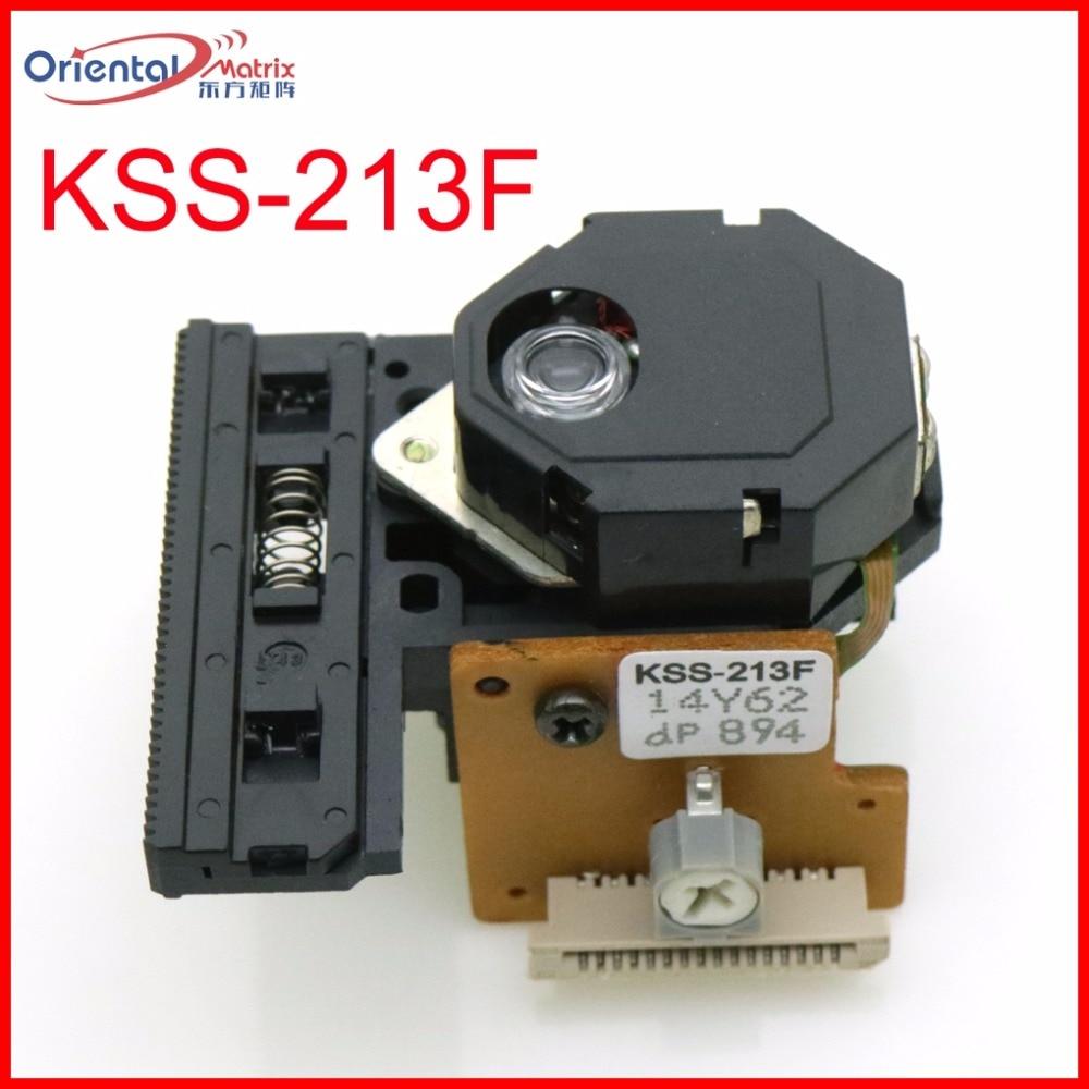 Livraison Gratuite KSS-213F KSS213F Optique Ramassage CD Lentille Laser Lasereinheit Pour AIWA CXNSZ50K NSX-202 Optique Pick-Up