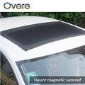 Overe 1 шт. чехол на крышу автомобиля солнцезащитный козырек-сетка защита от комаров для Renault Megane 3 Duster Captur Chevrolet Cruze Aveo