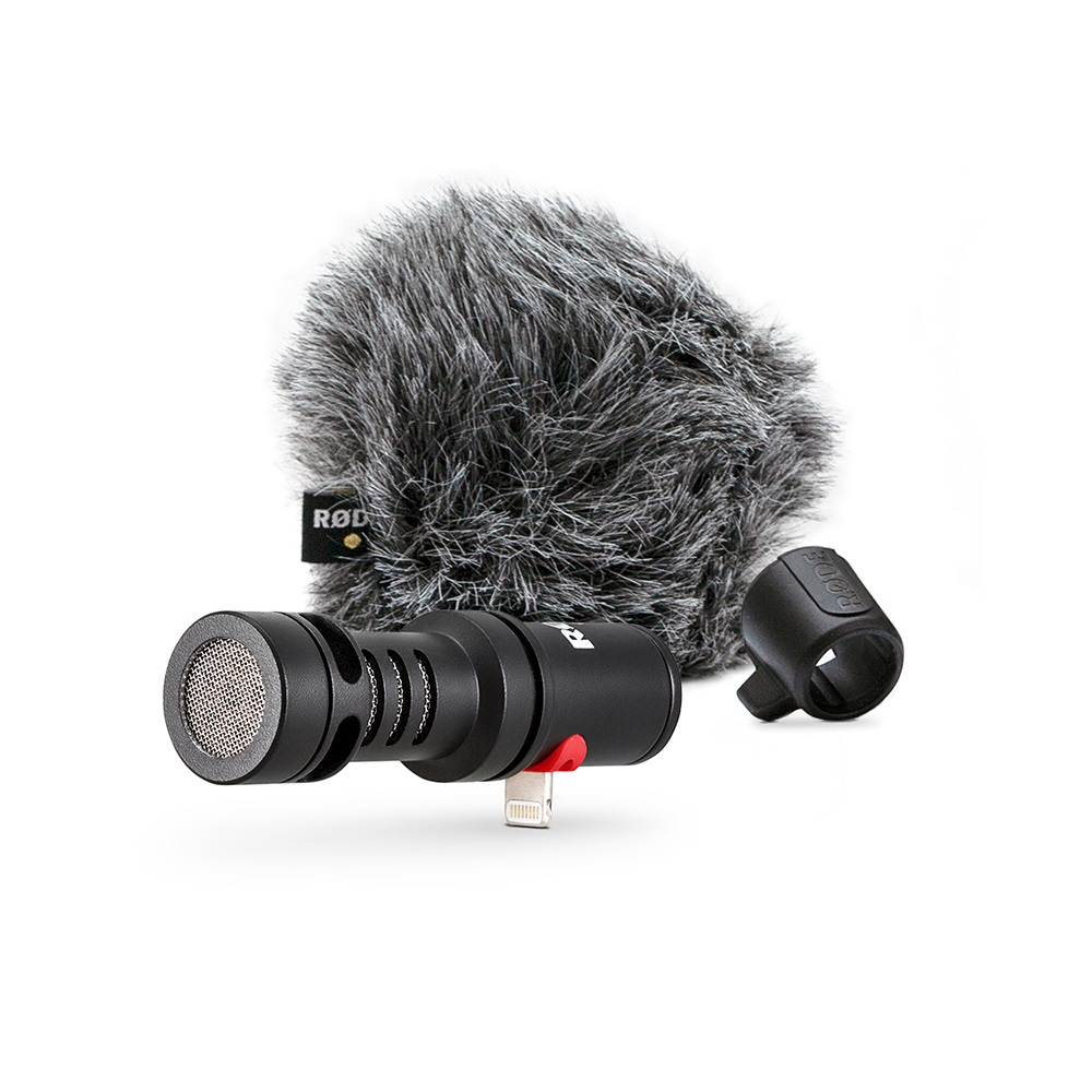 Image 5 - Professional RODE Videomic ME L Microphone for lightning connector jack for iPhone X 7plus 7 8 Smartphone microphone-in Microphones from Consumer Electronics