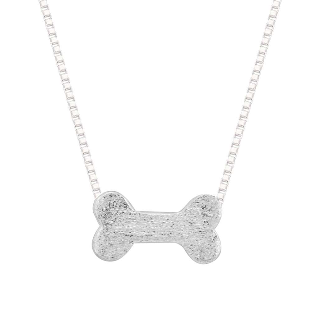 store prestige product necklace pendant dog online bone co tiffany silver