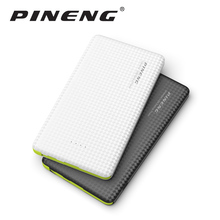 Pineng Power Bank 5000mAh External Battery Portable Mobile Charger PN-952 With Dual USB Ultra Thin Powerbank