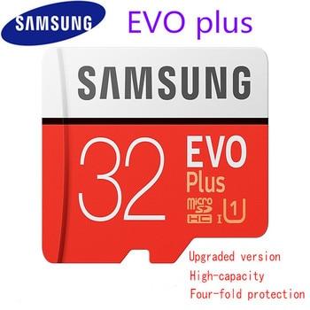 Samsung Evo Plus Micro Sd Karty Pamyati 32 Gb Sdhc Sdxc Klass Evo