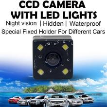 HD Night Vision 2 5mm AV In Port 12V Waterproof Car Rear Camera Auto Back Camera