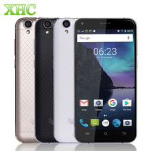 "CUBOT Manito FDD LTE 4G 5,0 ""Android 6.0 Smartphone MTK6737 Quad-Core 1,3 GHz 3 GB RAM + 16 GB ROM 5MP + 13MP Dual SIM Handy"