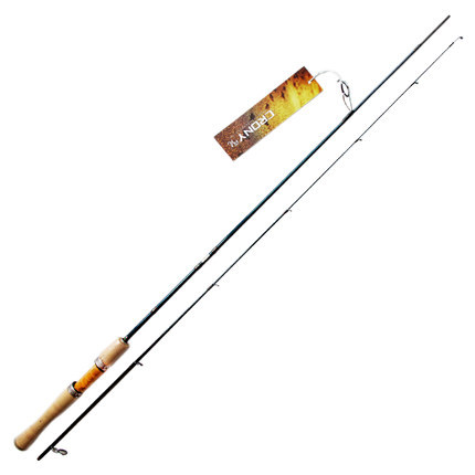 how to catch trout with spinning rod