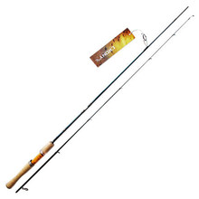 CORNY 1.98m spinning fishing rod for TROUT ROD power L