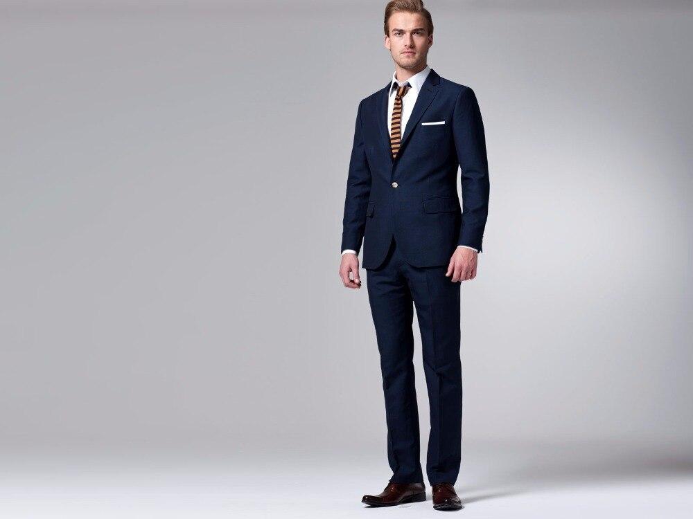 Mens Dark Navy Suit | My Dress Tip