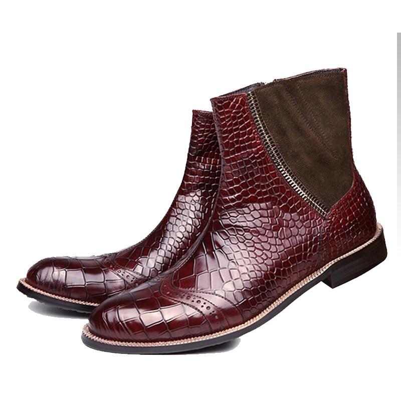 Winter Chelsea Boots