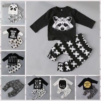 Newborn little kids boys clothes set baby boy clothes fashion toddler baby clothing toddler bebe set.jpg 350x350