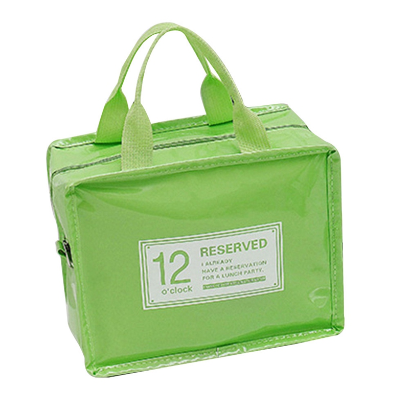 Portable Insulated Lunch Bag Thermal Cooler Lunch Box Carry Tote Picnic Case Keep Warm Bags