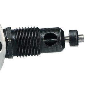 Image 5 - Grignoter métal coupe Double tête feuille grignoteuse scie outil de coupe perceuse accessoire gratuit outil de coupe grignoteuse tôle coupe