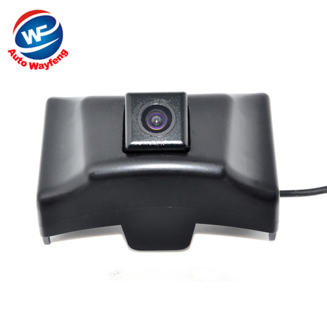 Car Front view camera  Parking Camera CCD HD Waterproof Night Vision Car Reverse Camera For Toyota land cruiser prado 150