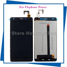 For Ulefone Power Original LCD Display Touch Screen Assembly For Ulefone Power 2K Free Tools
