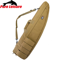 Portable Fishing Bags 70cm / 85cm / 100cm/120cm Folding Fishing Rod Case Fishing Gear Tackle Bag Carrier Canvas Pole Storage Bag