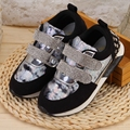 New Children Casual Shoes Comfortable Light Leather Shoes Boys Girls Flats Shoes For Kids Superior Sports Shoes Baby Sneakers