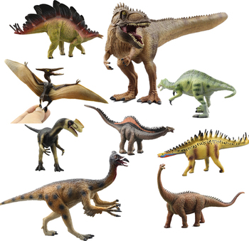 Envío Gratis Jurassic world dinosaur toys Do manual work is very good Pteranodon Baryonyx model