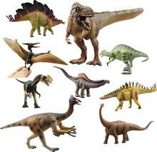 Free shipping Jurassic world dinosaur toys Do manual work is very good Pteranodon Baryonyx model