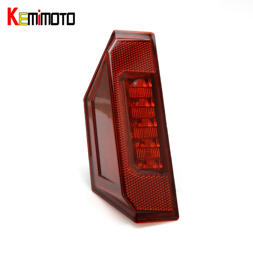 KEMiMOTO Rear Taillight Brake Stop Lamp UTV for POLARIS RANGER XP570 900 CREW 900 RANGER 570 RANGER 1000 RGR 900 XP GeneralKEMiMOTO Rear Taillight Brake Stop Lamp UTV for POLARIS RANGER XP570 900 CREW 900 RANGER 570 RANGER 1000 RGR 900 XP General
