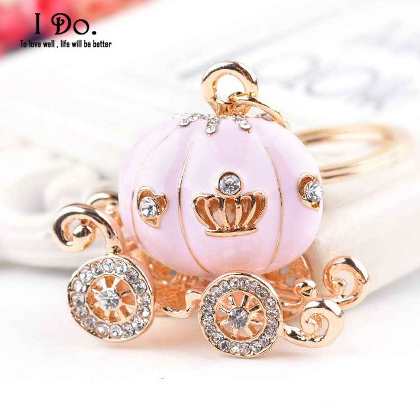 Aliexpress Buy Free Shipping Cinderella Pumpkin Carriage Keychain Wedding Favors And Gifts Souvenirs Supplies Obsequios Boda From