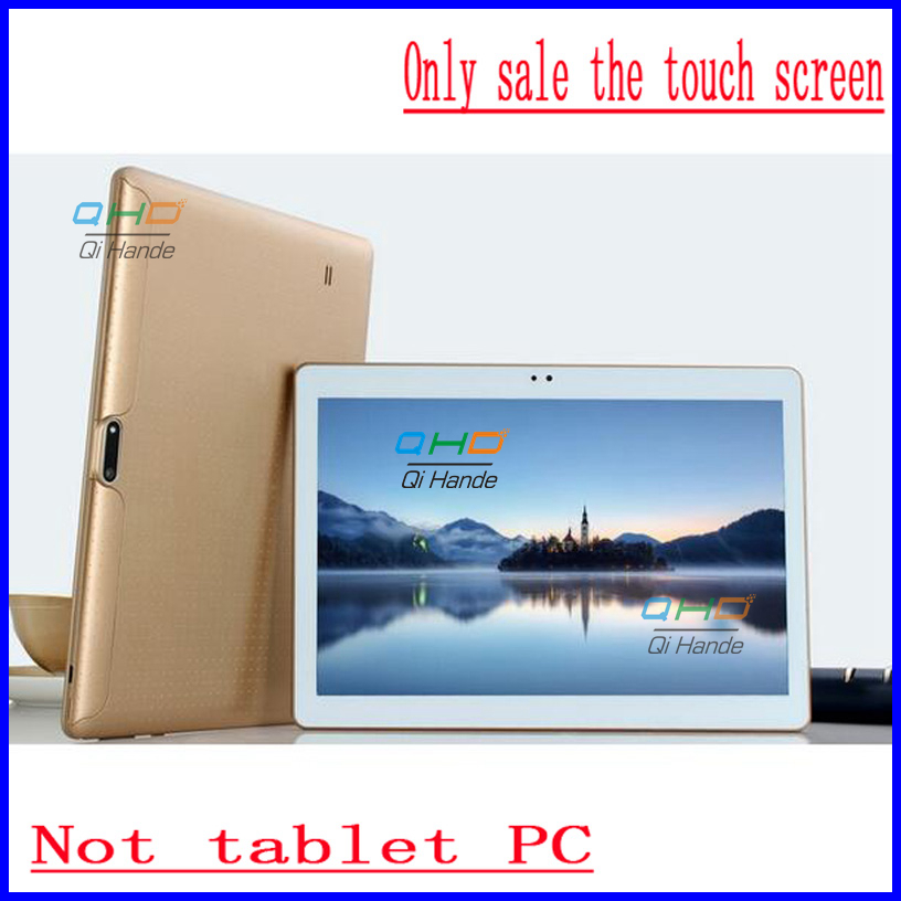 Free shipping New touchscreen For 10.1 CARBAYSTAR 10.1'' inch T805C Quad Core Tablet touch panel,Tablet PC touch panel digitizer 1pcs free shipping sc3075b touchscreen