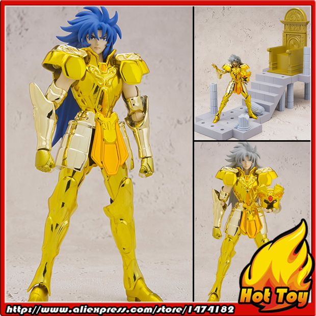 Original BANDAI Tamashii Nations D.D.PANORAMATION / DDP Action Figure - GEMINI SAGA - the Pope's Chamber - from