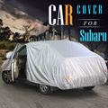 Full Car Cover Outdoor Sun Snow Rain Protector Anti UV Car Covers Dust Proof Suit For Subaru Outback Legacy Forester Impreza