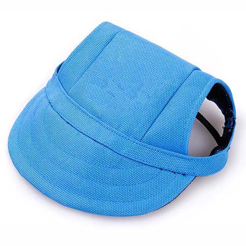 Pet Hat with Ear Holes Adjustable Baseball Cap for Large Medium Small Dogs Summer Dog Cap Sun Hat Outdoor Hiking Pet Products 9