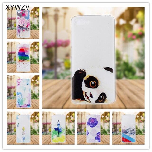 Asus ZenFone 4 ماكس ZC554KL حالة غطاء لينة سيليكون نمط الهاتف حالة ل Asus ZenFone 4 ماكس ZC554KL الغطاء الخلفي ل ZC554KL <