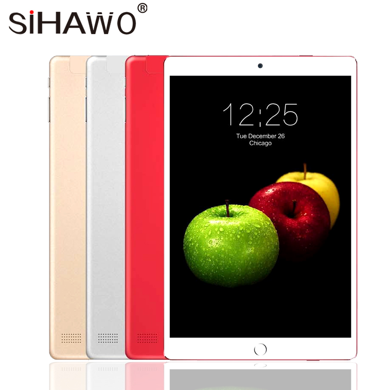 10.1 Inch Dual SIM Phone Call Android7.0 MTK Eight Core 2.0GHz 2G+32G Tablet PC WiFi Bluetooth4.0 GPS 1920x1080 IPS 5.0MP Camera