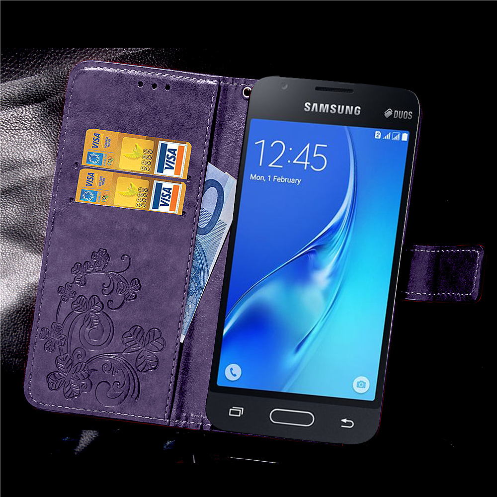 Luxury Wallet Leather Case For <font><b>Samsung</b></font> <font><b>Galaxy</b></font> <font><b>J1</b></font> <font><b>Mini</b></font> J105 <font><b>J105H</b></font> <font><b>SM</b></font>-<font><b>J105H</b></font> J105F <font><b>J1</b></font> Nxt Duos Flip Case Phone Back Cover Coque image