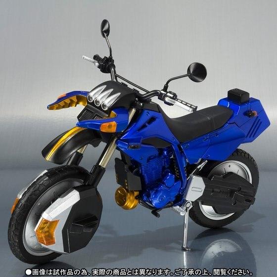 Japan Anime Masked Rider Kabuto Original BANDAI Tamashii Nations S.H.Figuarts / SHF Exclusive Action Figure - Gatack Extender