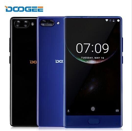 Doogee Mix Teléfono Móvil 5.5 Pulgadas HD 4 GB/6 GB RAM + 64 GB ROM 8MP $ number