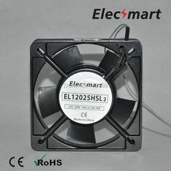 AC220V 120mm * 120mm * 25mm 2 Pinos Conector do Ventilador de Arrefecimento para Computador Caso CPU Cooler Radiador